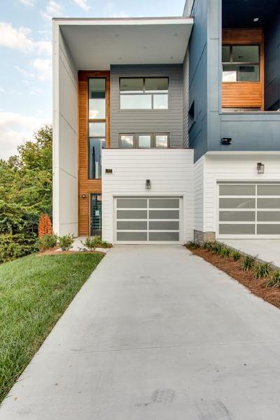 Nashville Single Family Home For Sale: 1009 A Southside Ave