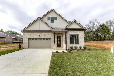 Wilson County Single Family Home For Sale: 5 Faith Ct