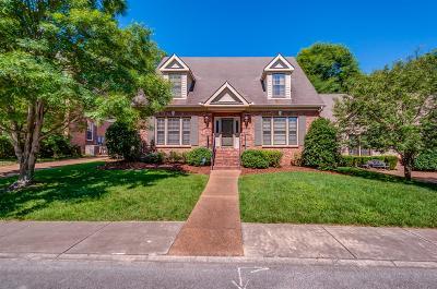 Nashville Single Family Home For Sale: 4264 Jamesborough Place
