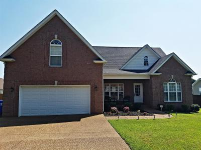 Sumner County Single Family Home For Sale: 419 Sheffield Dr