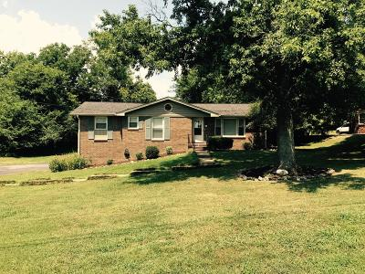 Sumner County Single Family Home Under Contract - Showing: 111 Riverwood Dr.