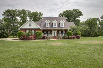 Wilson County Single Family Home For Sale: 628 Rocky Valley Rd