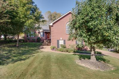 Wilson County Single Family Home For Sale: 1048 Singing Springs Rd