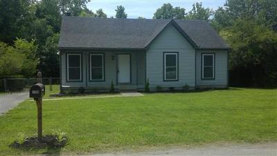 Mount Juliet Single Family Home For Sale: 139 SE Springdale Dr.