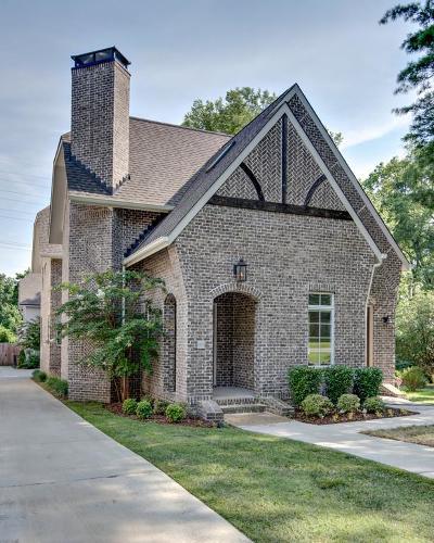 Nashville Single Family Home For Sale: 923 D Gale Ln