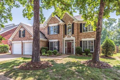 Williamson County Single Family Home For Sale: 580 Crofton Park Lane