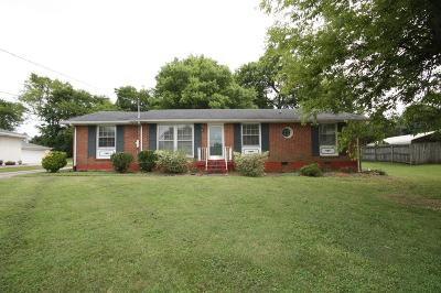 Single Family Home For Sale: 152 Wessington Place