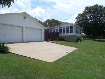 Lawrenceburg Single Family Home For Sale: 8 Good Hope
