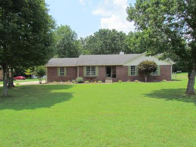 Mount Juliet Single Family Home Under Contract - Showing: 1114 Kathryn Rd