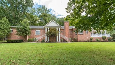 Hendersonville Single Family Home For Sale: 206 The Hollows Ct