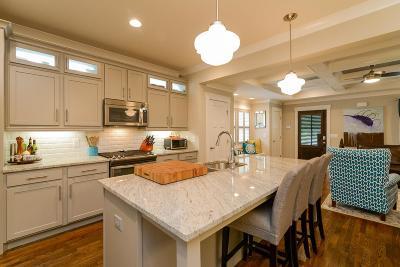 Nashville Single Family Home For Sale: 1100 B Matthews Pl