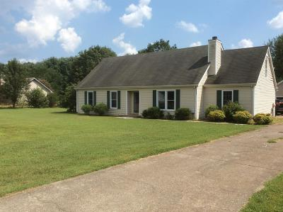 Rutherford County Single Family Home For Sale: 4161 Basil Ct