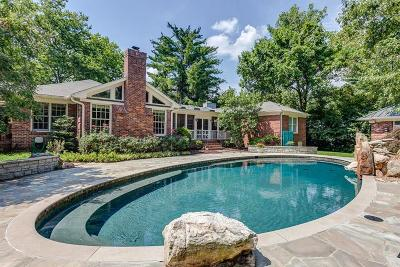 Davidson County Single Family Home For Sale: 6601 Ellesmere Rd.