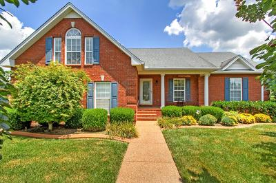 Sumner County Single Family Home For Sale: 161 Peppertree Ln