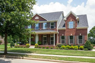 Williamson County Single Family Home For Sale: 141 Stream Valley Blvd