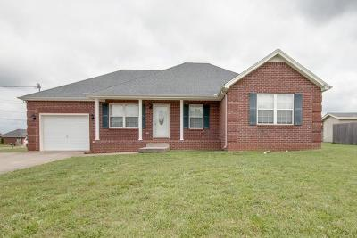 Rutherford County Single Family Home For Sale: 9009 Macbeth Dr
