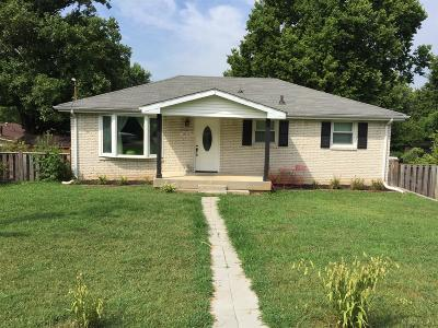 Single Family Home For Sale: 814 Bettie Dr