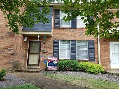 Nashville Condo/Townhouse For Sale: 5515 Country Dr Apt 25 #25