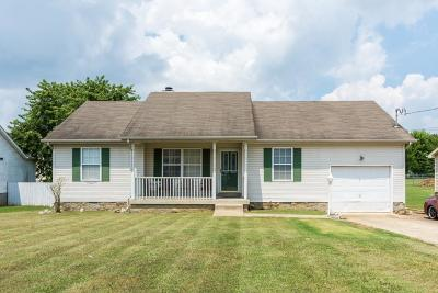 Rutherford County Single Family Home For Sale: 232 Heritage Cir E