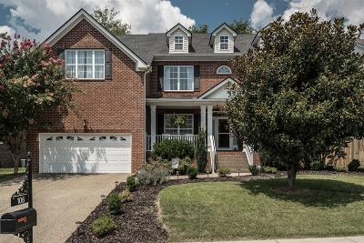 Hendersonville Single Family Home For Sale: 106 Herons Nest Ln