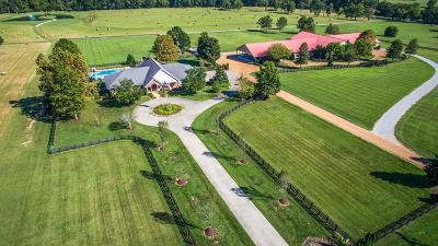Franklin Single Family Home For Sale: 5190 Old Harding Rd
