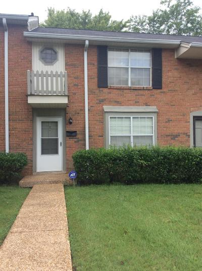 Nashville Rental For Rent: 5510 Country Drive Unit 12 #12