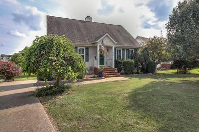 Spring Hill Single Family Home Under Contract - Showing: 2719 Zakary Ct