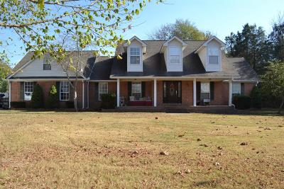 Wilson County Single Family Home For Sale: 2770 Cooks Rd