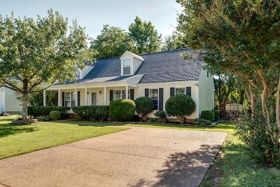 Thompsons Station Single Family Home Under Contract - Showing: 2833 Sutherland Dr