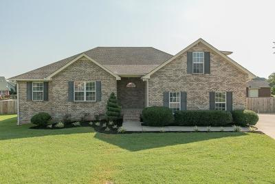 Rutherford County Single Family Home For Sale: 3326 Belfort Ct