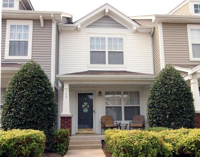 Davidson County Condo/Townhouse For Sale: 702 Flintlock Ct. #702