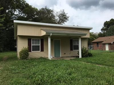 Nashville Single Family Home For Sale: 1633 25th Ave
