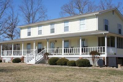 Linden Single Family Home For Sale: 1090 Cypress Creek Rd