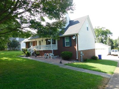 Sumner County Single Family Home For Sale: 145 S Palmers Chapel Rd