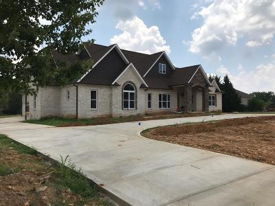 Clarksville Single Family Home For Sale: 195 Savannah Lakes