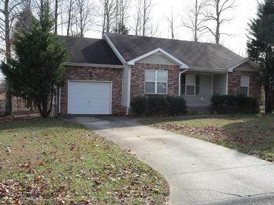 Christian County, Ky, Todd County, Ky, Montgomery County Single Family Home For Sale: 632 Ashley Oaks Dr