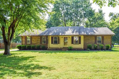 Single Family Home For Sale: 1117 Langwood Dr