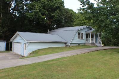 Single Family Home For Sale: 135 Clyde Wix Rd