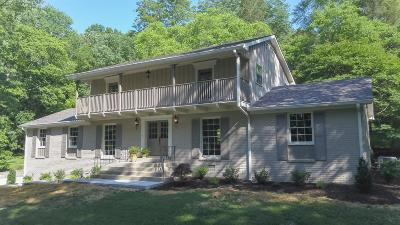 Franklin Single Family Home For Sale: 2108 Stonewall Jackson Dr