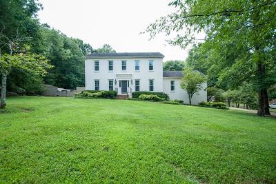 Nashville Single Family Home For Sale: 1112 Temple Ridge Ct