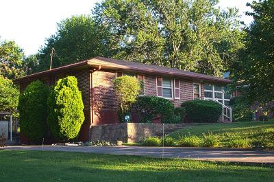 Nashville Single Family Home For Sale: 4505 Helmwood Dr