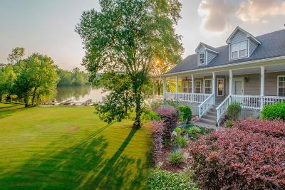 Wilson County Single Family Home Under Contract - Showing: 78 Watson Cir