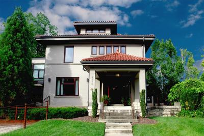 Davidson County Single Family Home For Sale: 2218 Belmont Blvd Apt 101