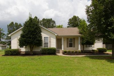 Rutherford County Single Family Home For Sale: 2521 Hillingdon Dr