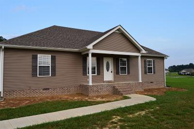 Single Family Home For Sale: 1124 Mount Vernon Rd
