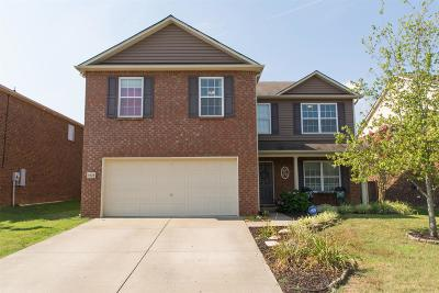 Sumner County Single Family Home For Sale: 1029 Fulman Rd