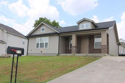 Smyrna, Lascassas Single Family Home Under Contract - Showing: 713 Rock Glen Trce