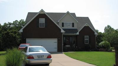 Rutherford County Single Family Home For Sale: 1620 Headwater Ct