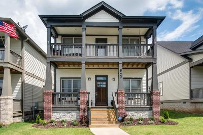 Nashville Single Family Home For Sale: 5220 Pennsylvania Ave
