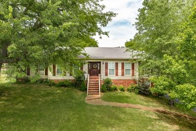 Columbia  Single Family Home Under Contract - Showing: 1506 Heritage Dr